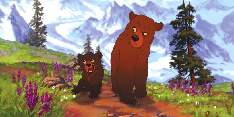 69. Brother Bear