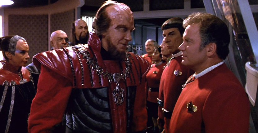 8. Star Trek VI The Undiscovered Country