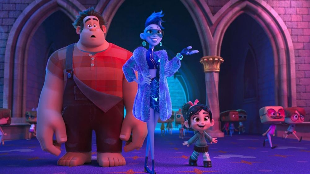 89. Ralph Breaks the Internet