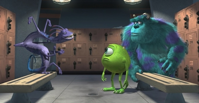 9. Monsters, Inc.