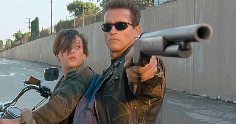 3. Terminator 2 Judgement Day
