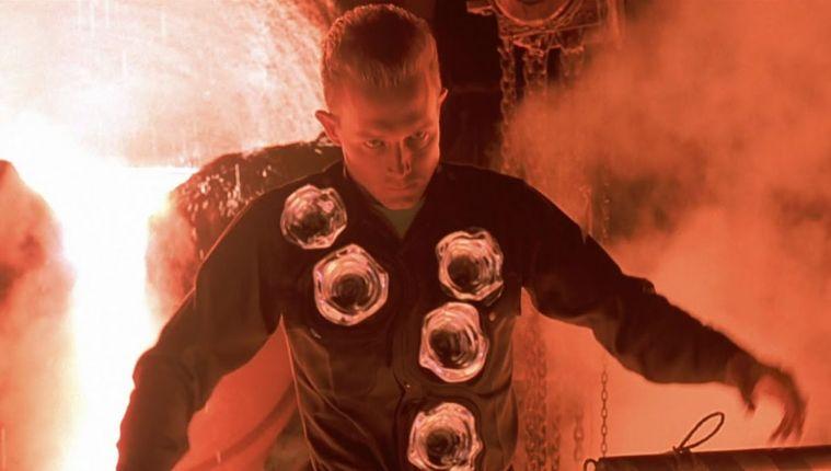 4. Terminator 2 Judgement Day