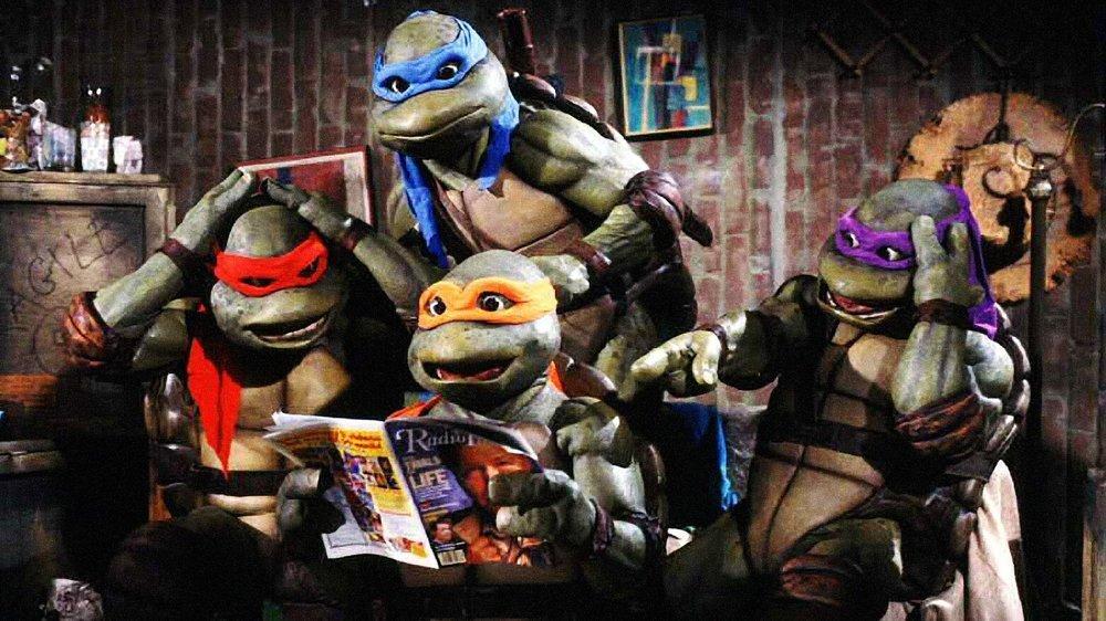 1. Teenage Mutant Ninja Turtles