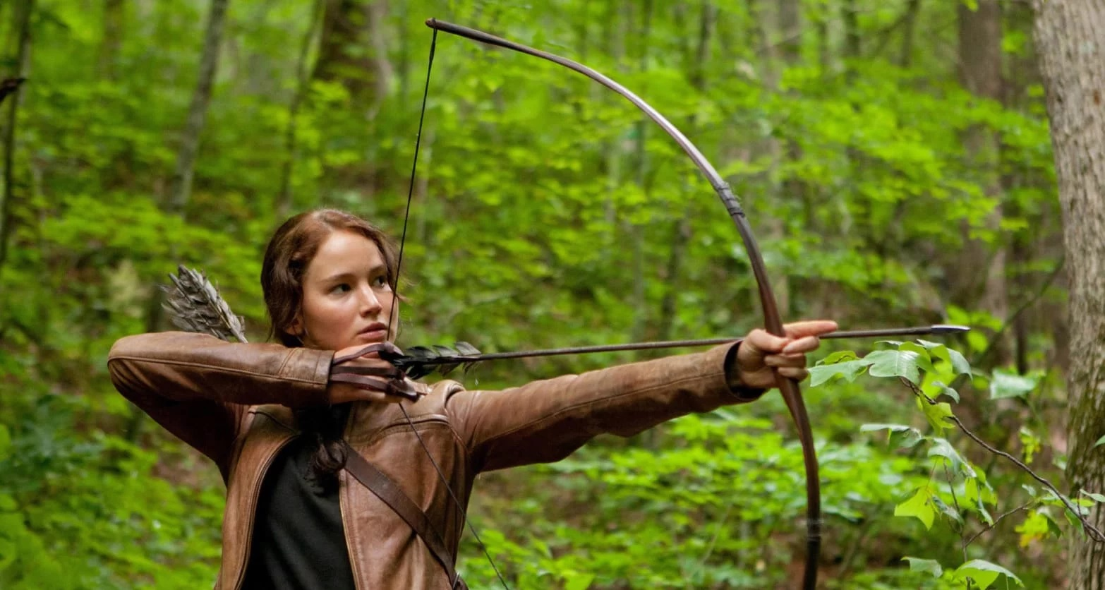 2. The Hunger Games