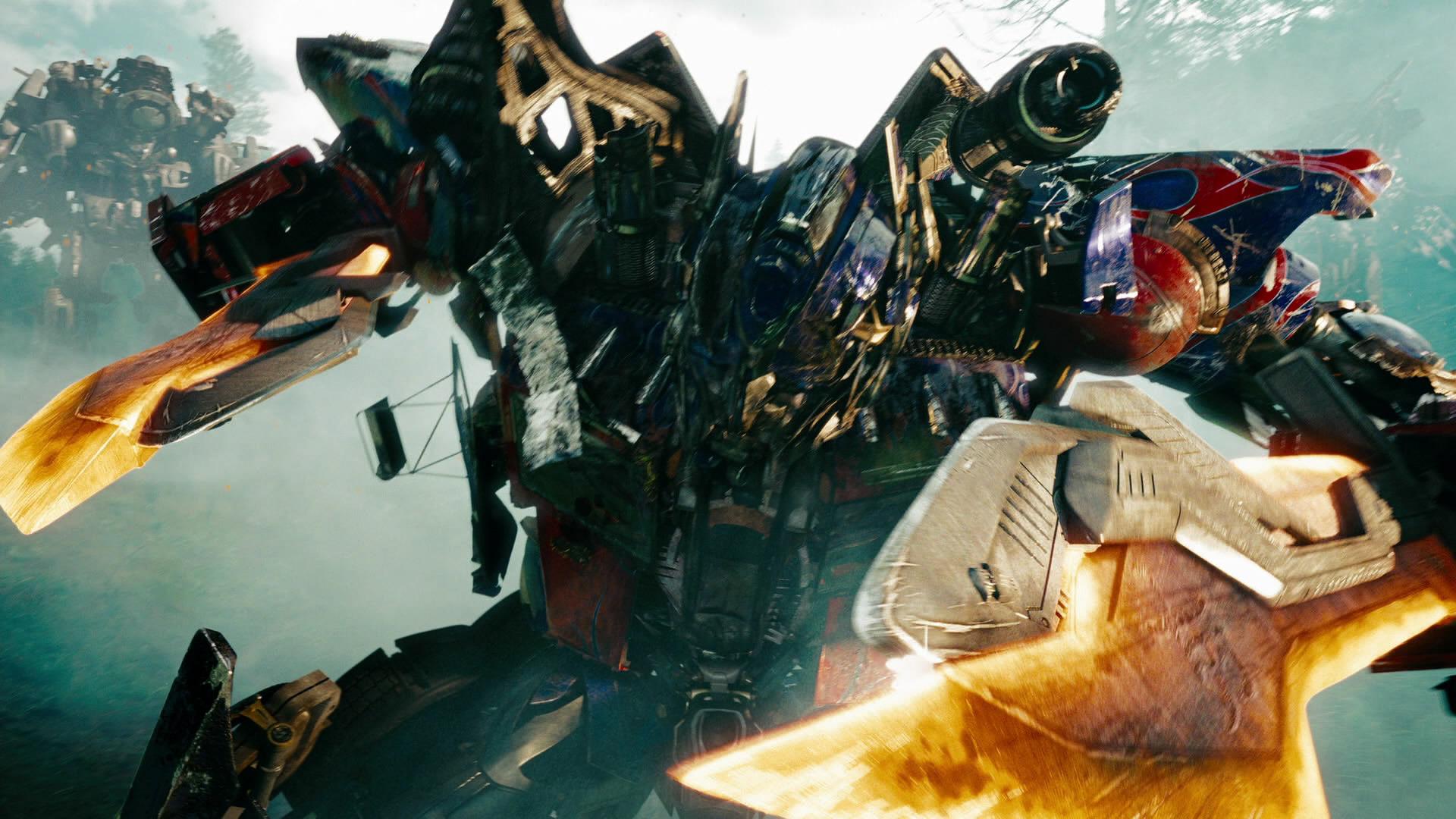 3. Transformers Revenge of the Fallen