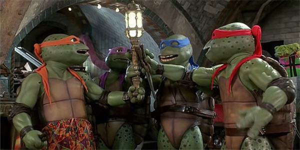 4. Teenage Mutant Ninja Turtles III