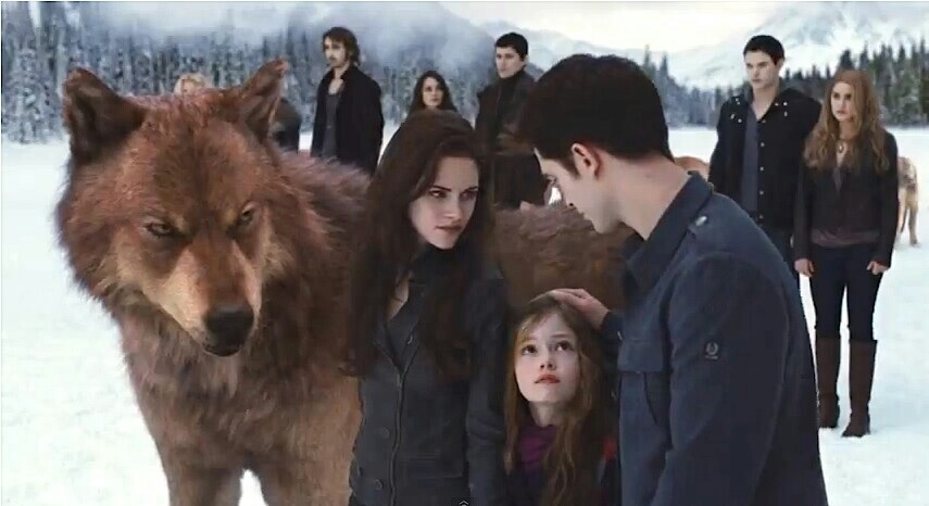 5. Breaking Dawn Part 2