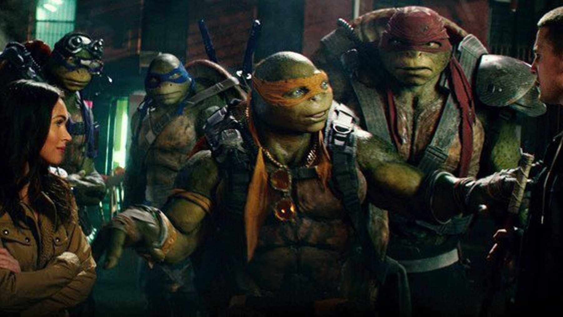 8. Teenage Mutant Ninja Turtles Out of the Shadows