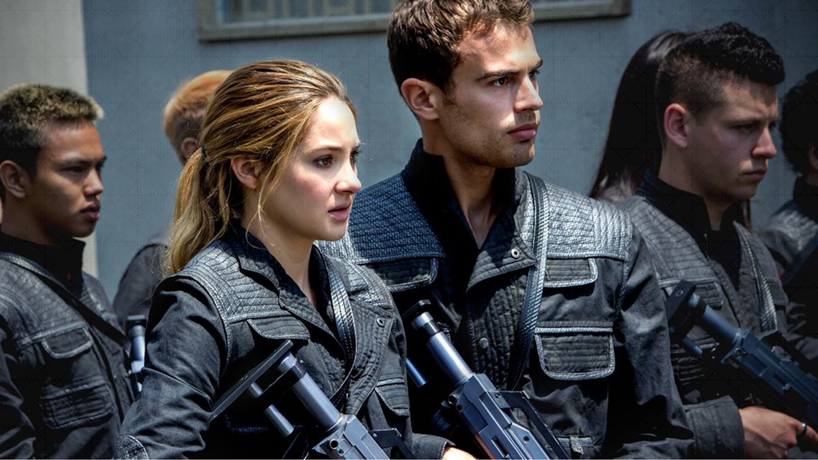 1. Divergent