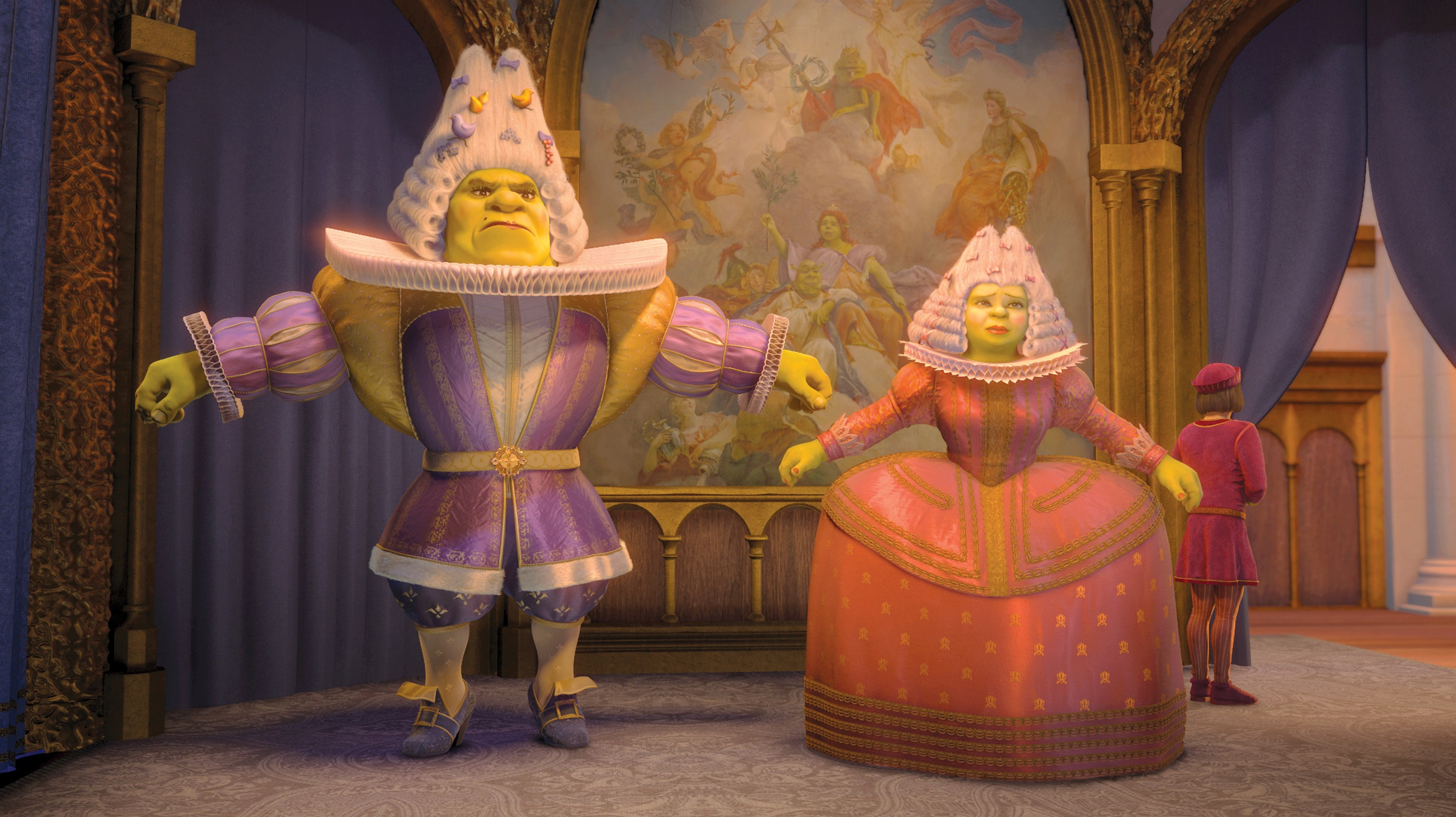 10. Shrek the Third
