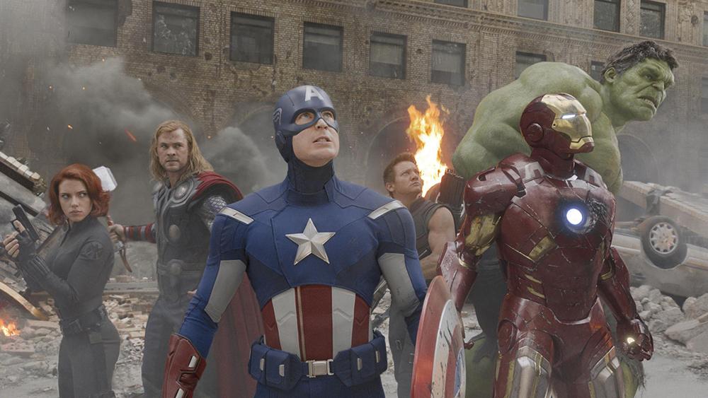11. The Avengers