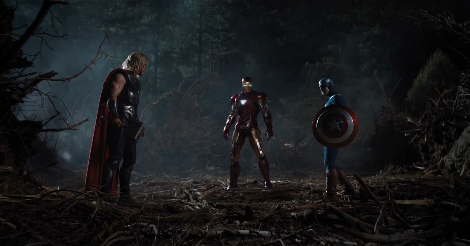 12. The Avengers