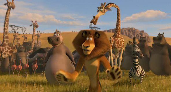14. Madagascar Escape 2 Africa