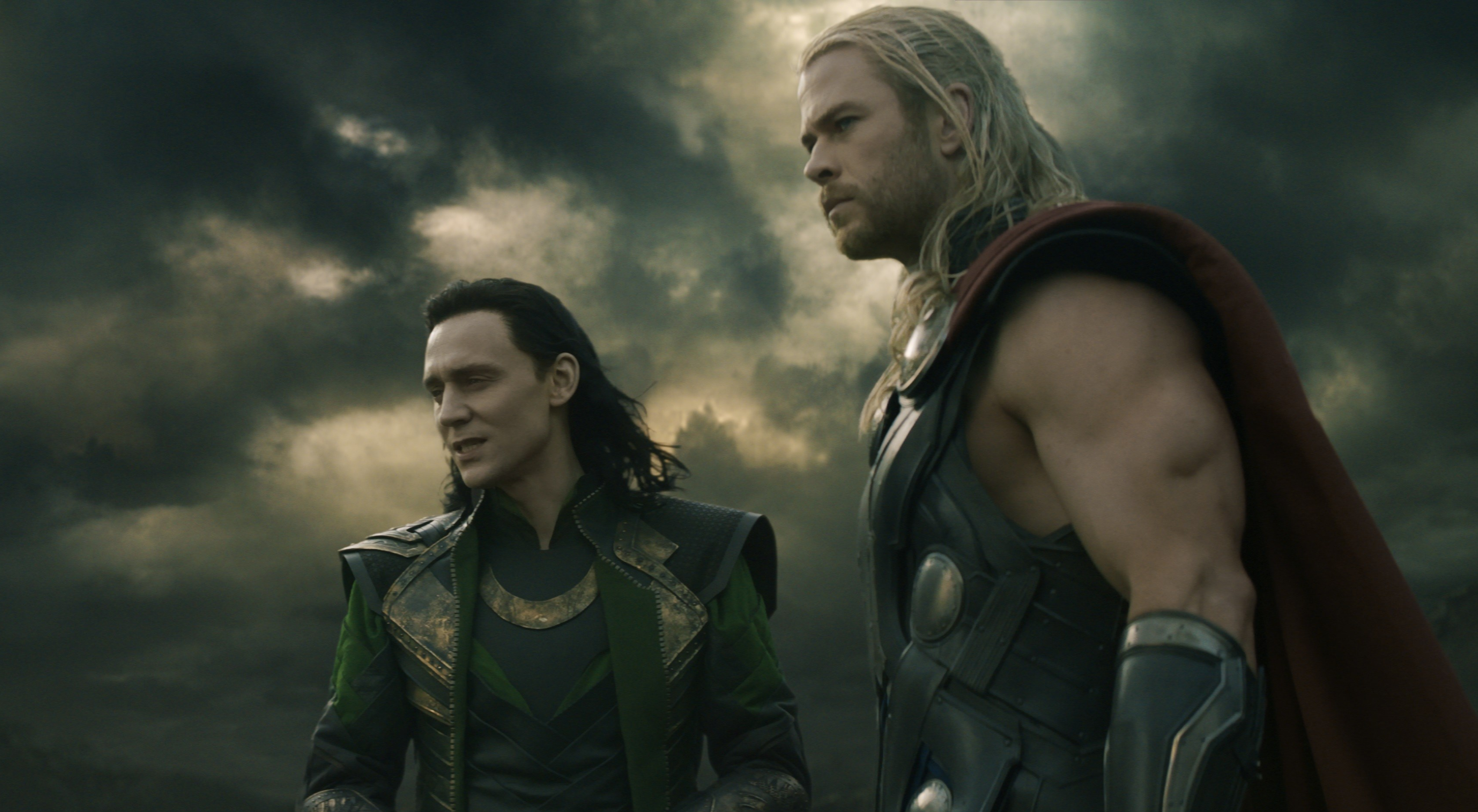 16. Thor The Dark World