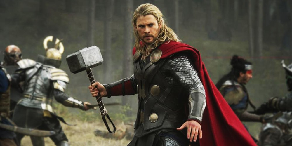17. Thor The Dark World