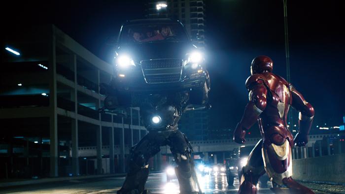 2. Iron Man