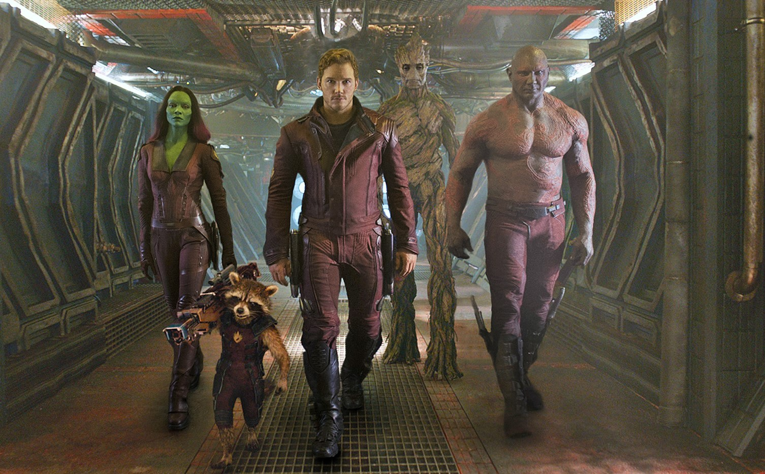 20. Guardians of the Galaxy