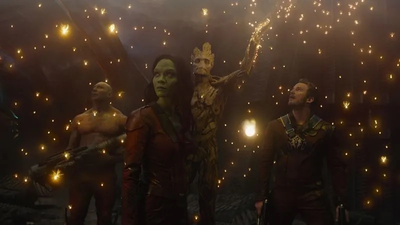 21. Guardians of the Galaxy