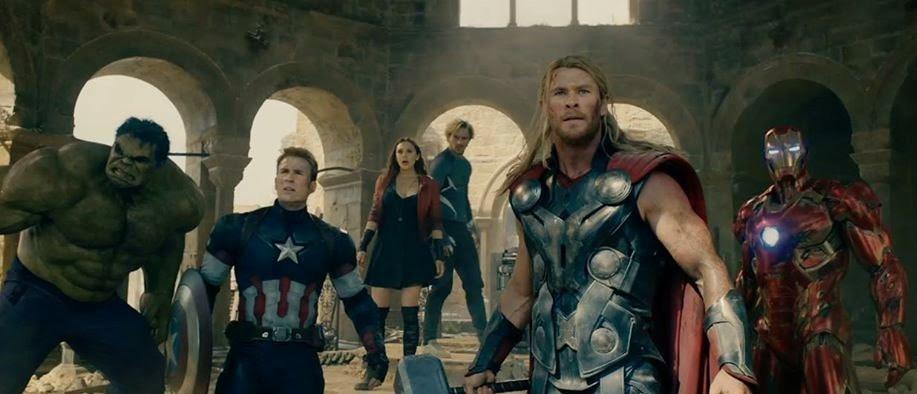 22. Avengers Age of Ultron