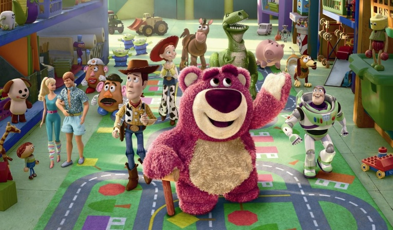 22. Toy Story 3