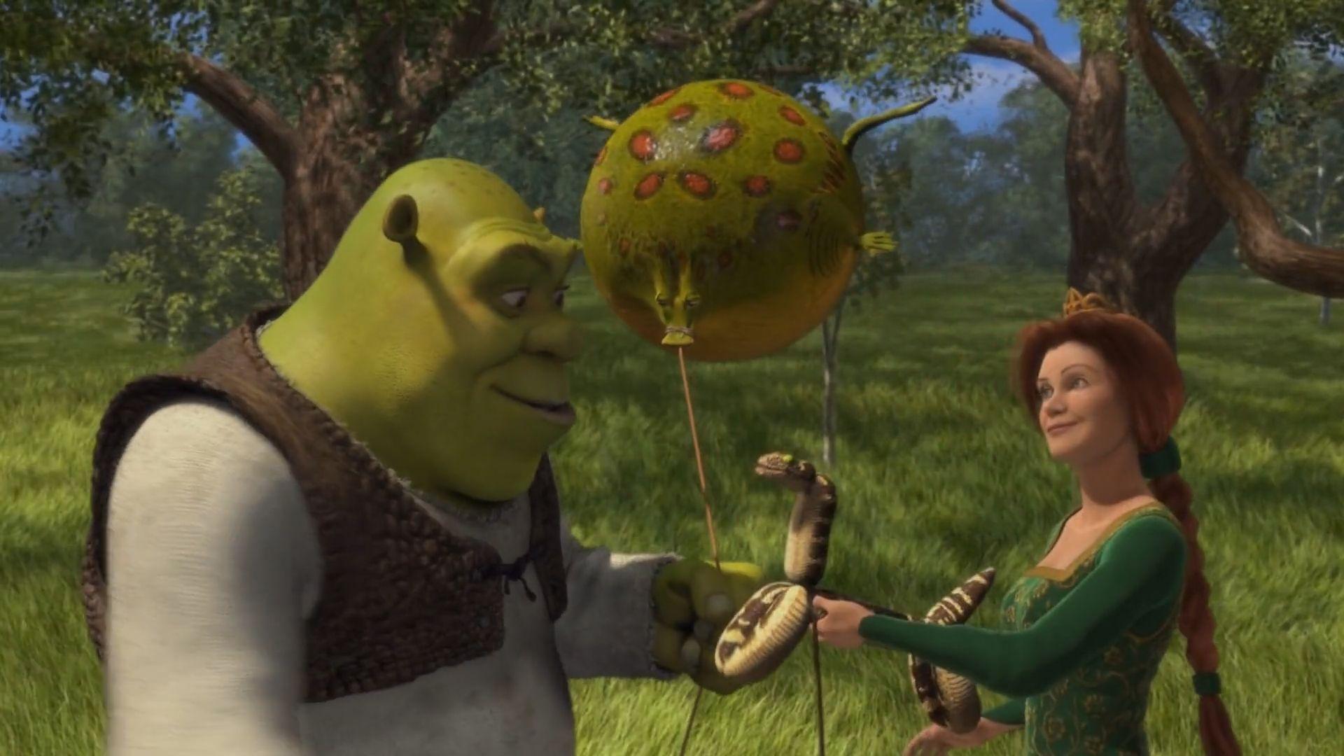 3. Shrek