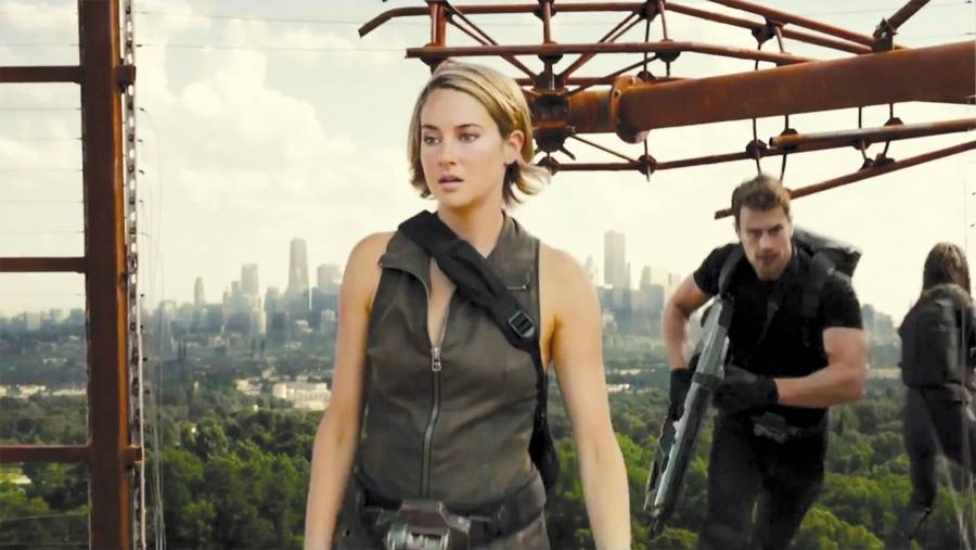 3. The Divergent Series Allegiant