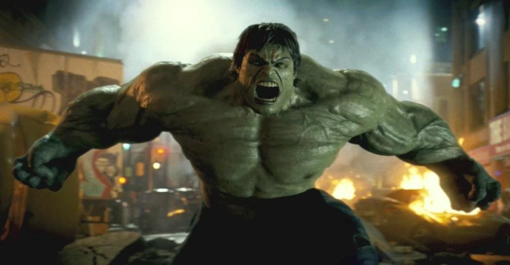 3. The Incredible Hulk