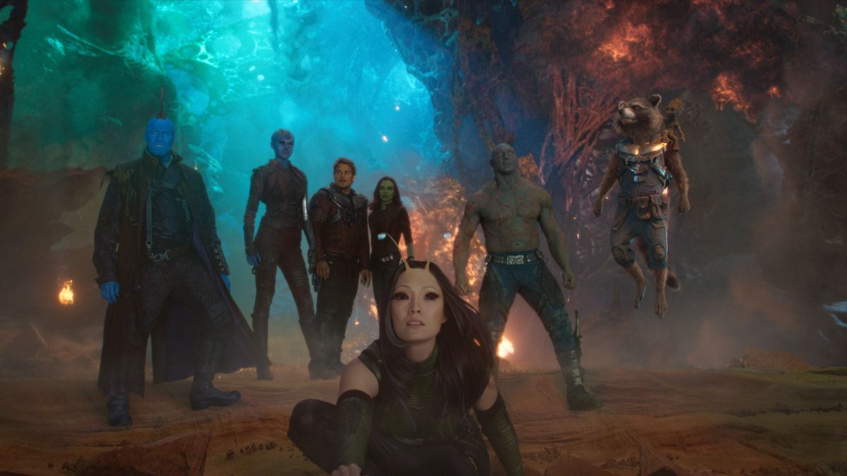 31. Guardians of the Galaxy Vol. 2