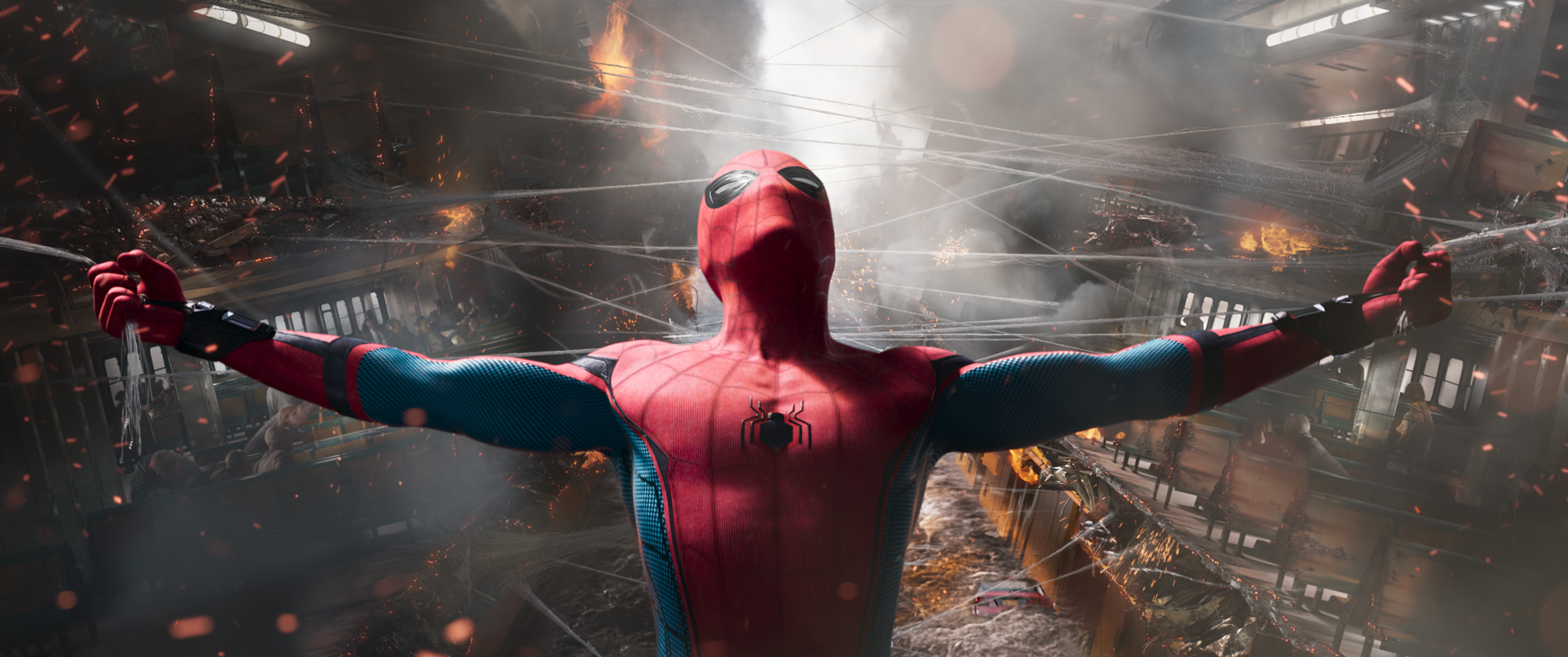 33. Spider-Man Homecoming