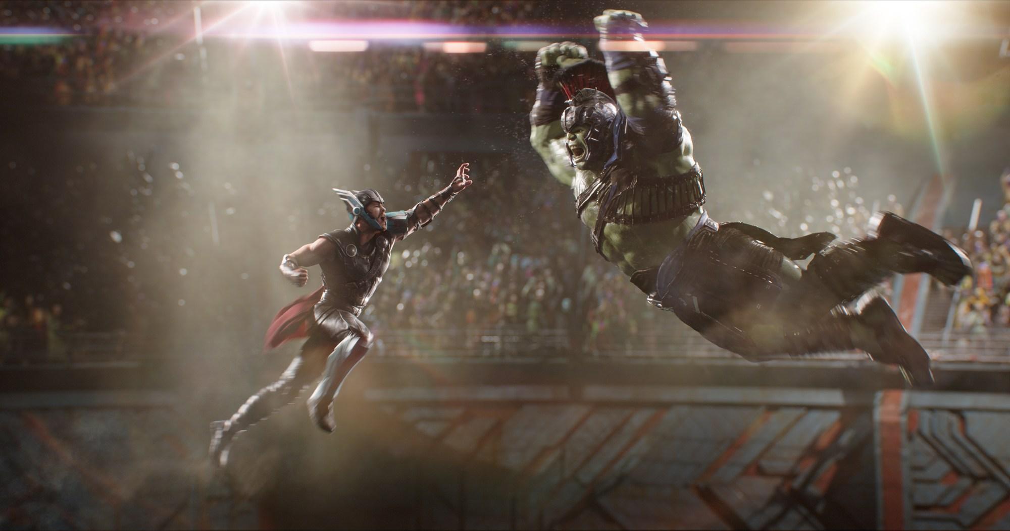 35. Thor Ragnarok