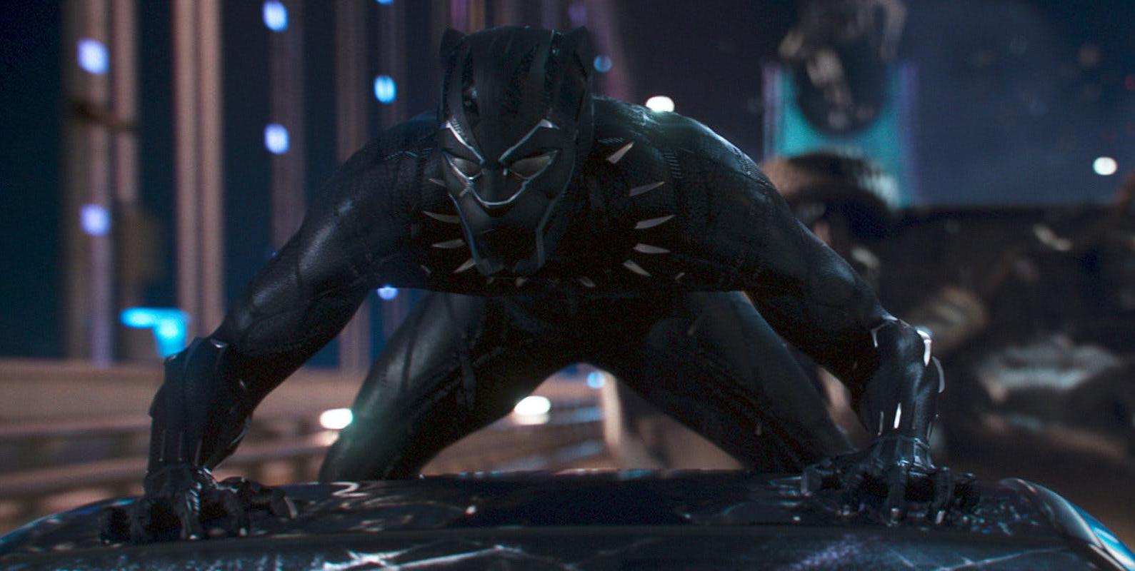 37. Black Panther