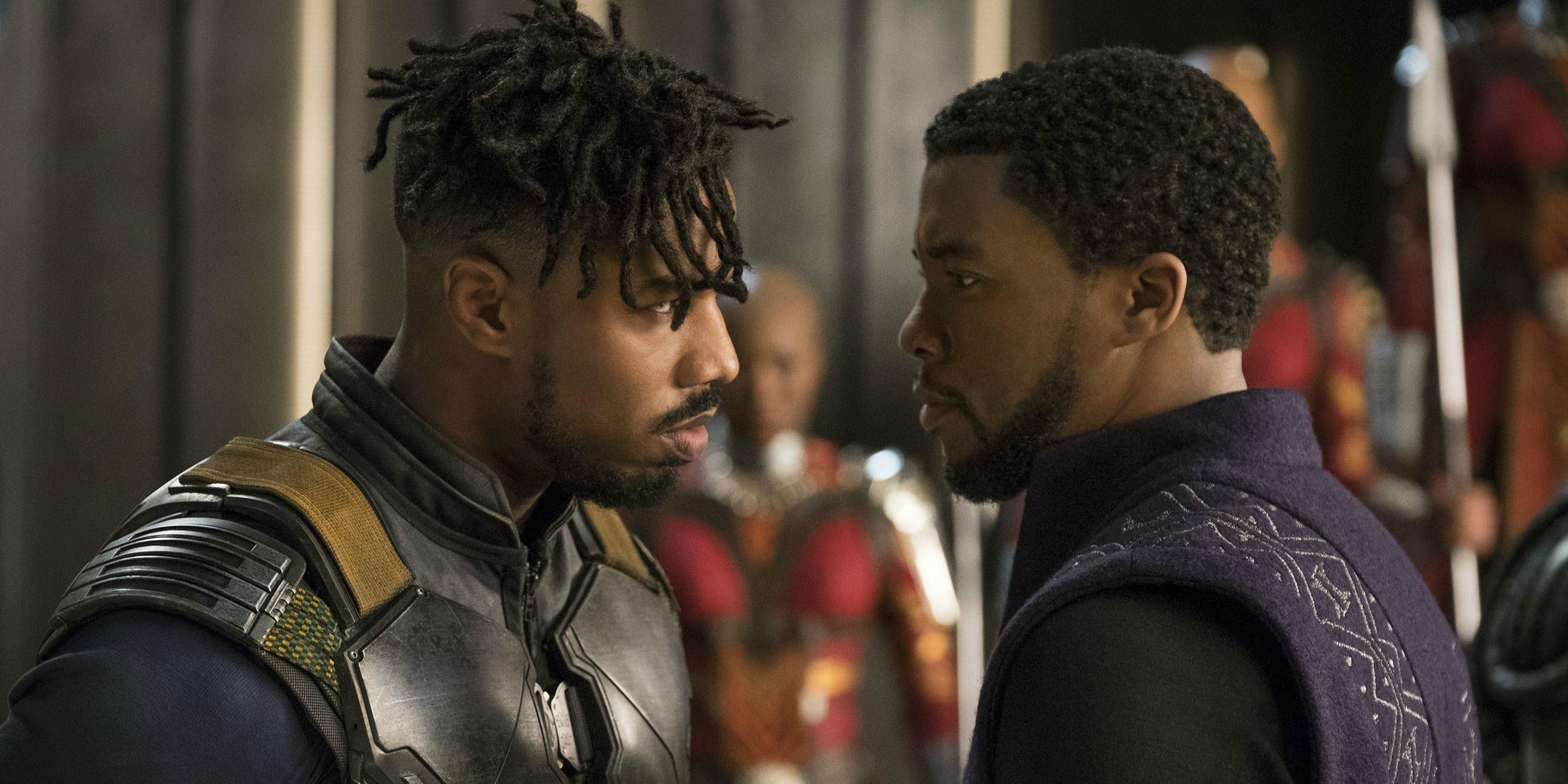38. Black Panther