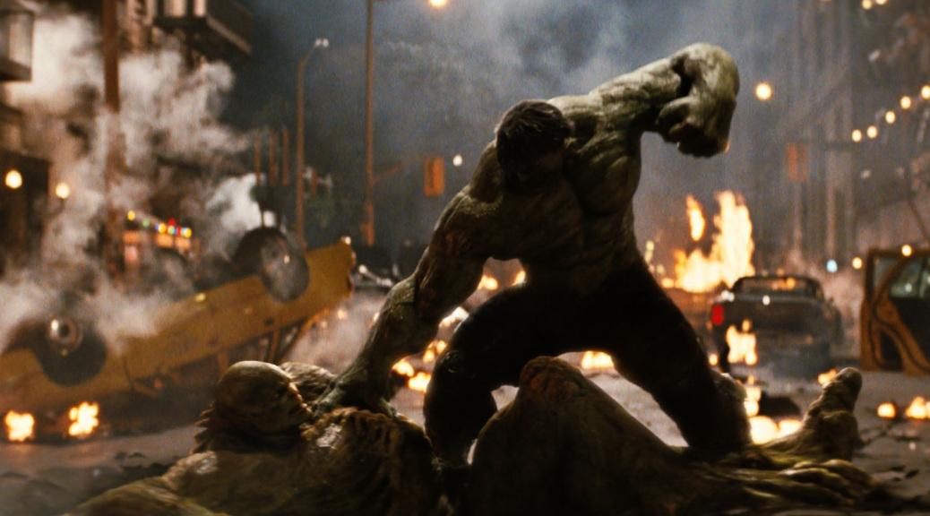 4. The Incredible Hulk
