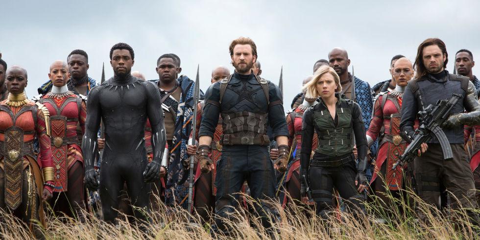 41. Avengers Infinity War