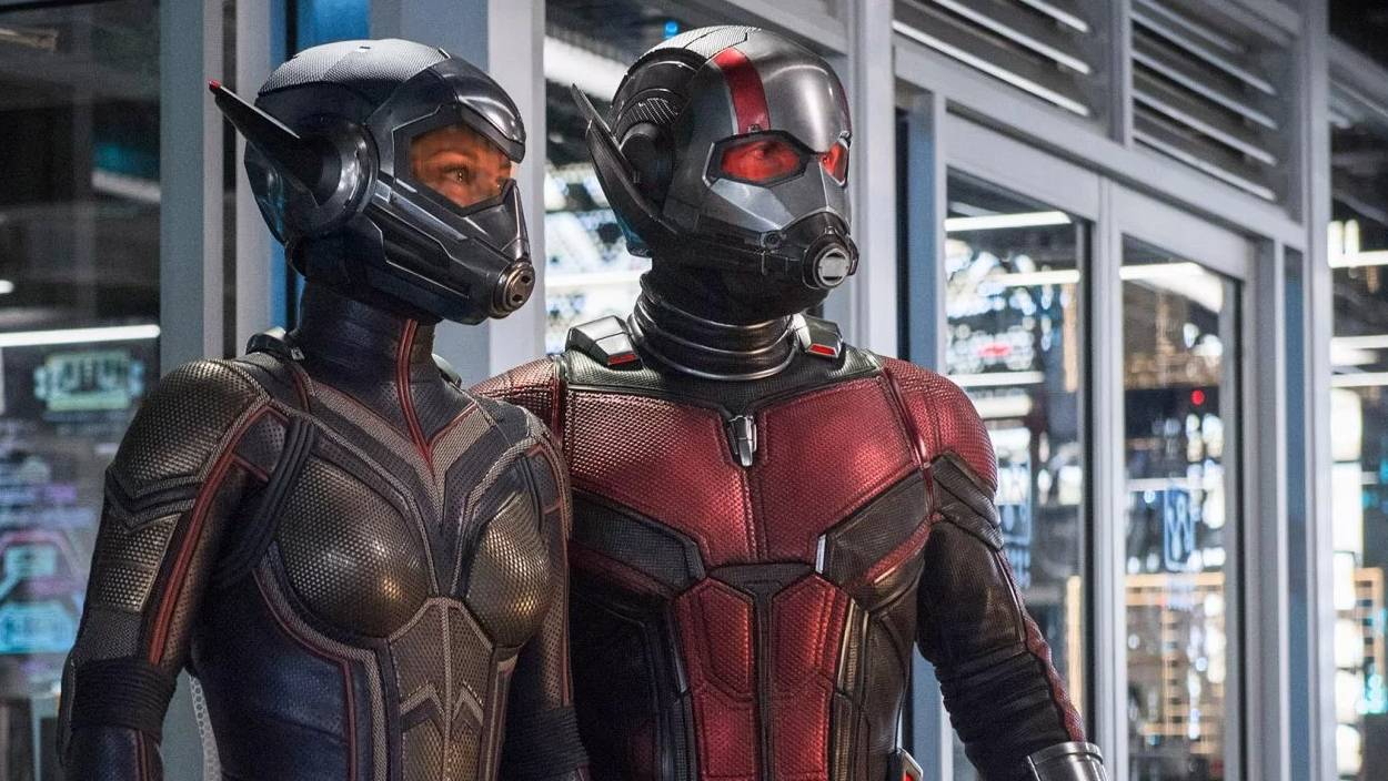 42. Ant-Man and the Wasp