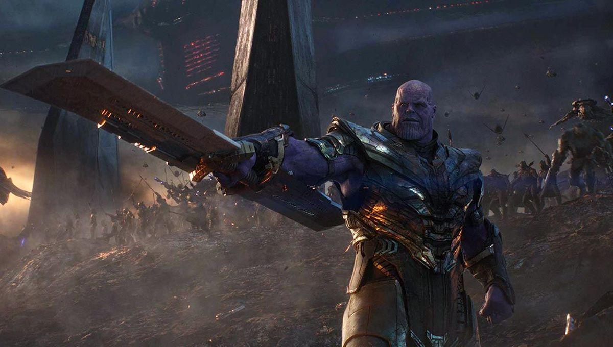 47. Avengers Endgame