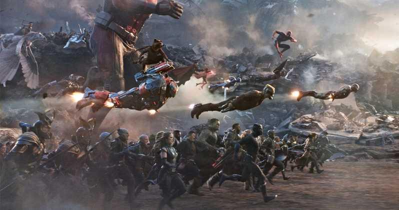 48. Avengers Endgame