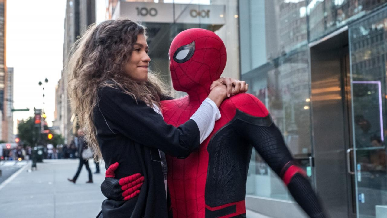 49. Spider-Man Far From Home