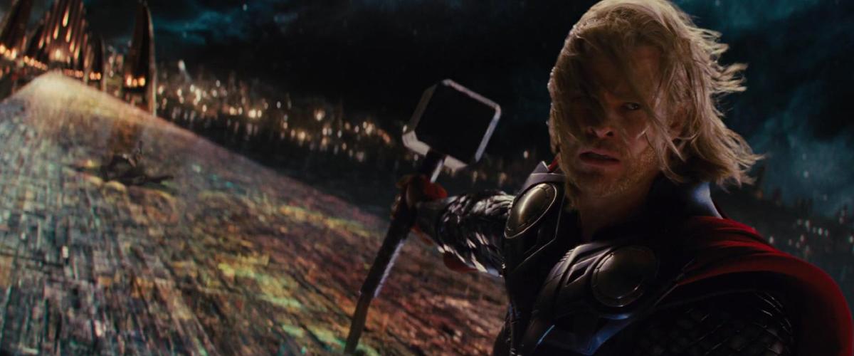 8. Thor