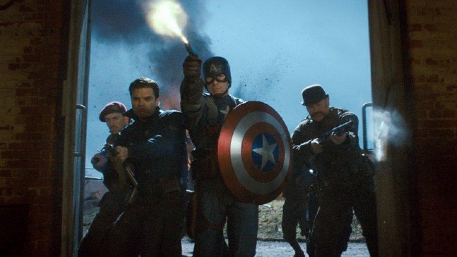 9. Captain America The First Avenger
