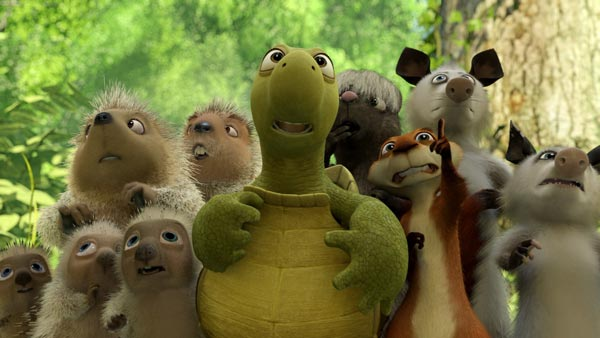 9. Over the Hedge