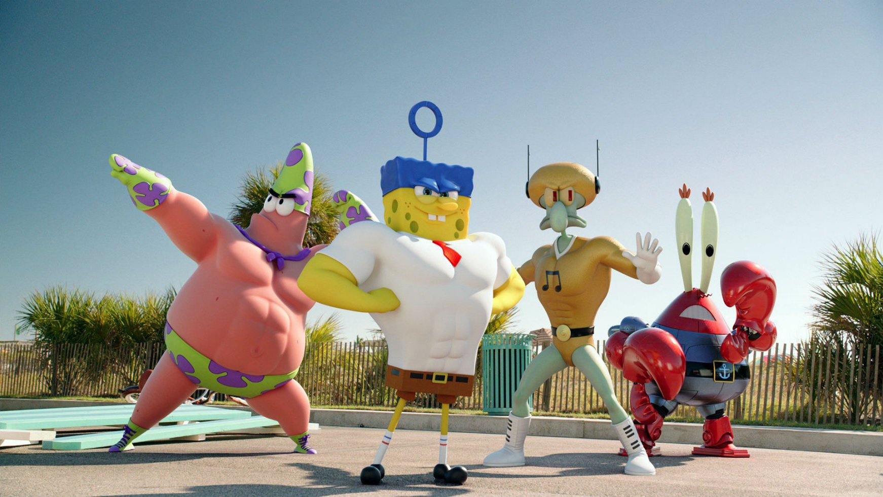 SpongeBob Movie Sponge Out of Water