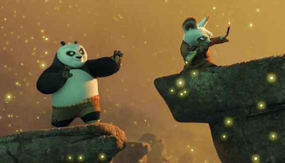 12. Kung Fu Panda