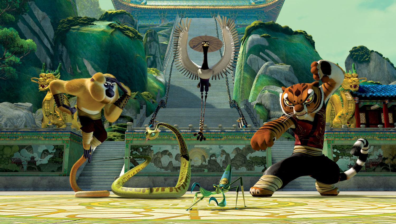 13. Kung Fu Panda