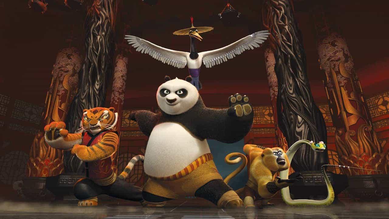 20. Kung Fu Panda 2