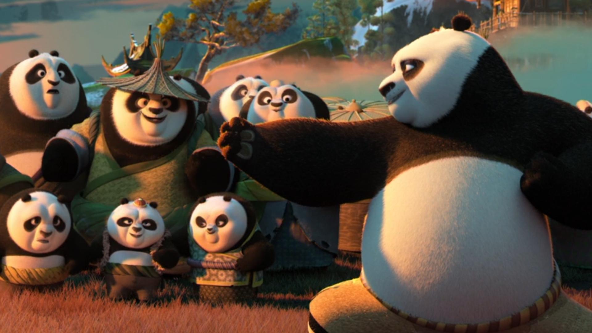30. Kung Fu Panda 3