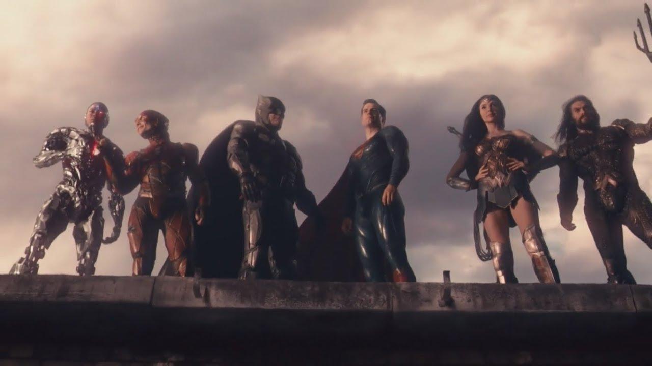 10. Justice League
