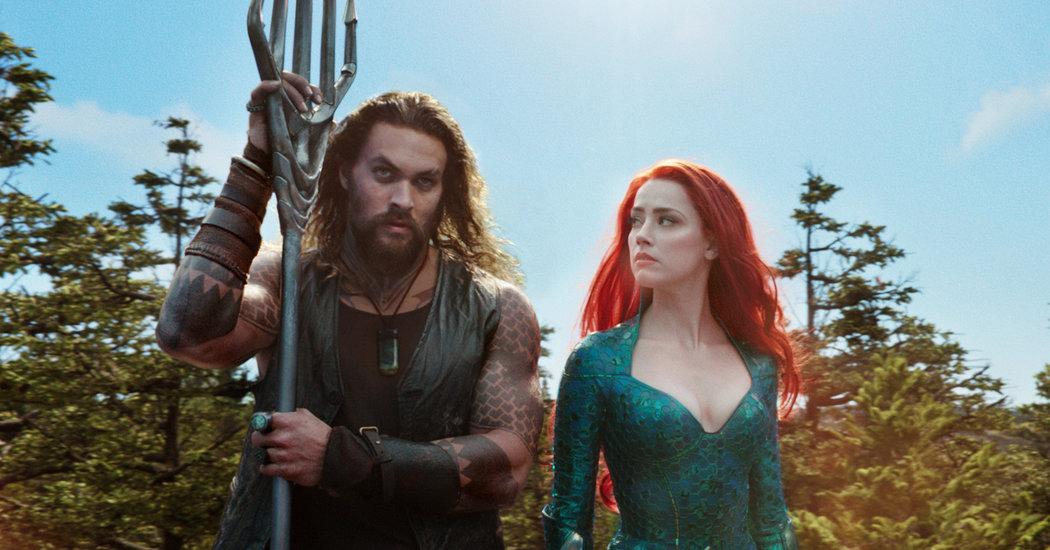 12. Aquaman
