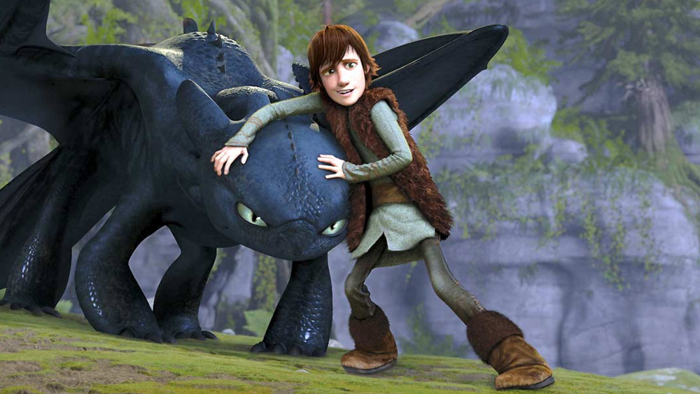 16. How to Train Your Dragon