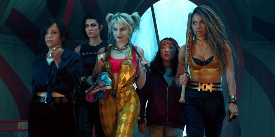 17. Birds of Prey (and the Fantabulous Emancipation of One Harley Quinn)